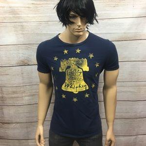 Men's American Eagle Liberty & whiskey Shirt XL